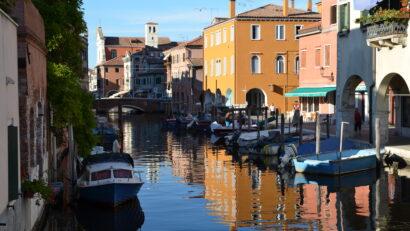 Canal Vena, Chioggia, Venezia, Italy