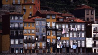 Porto houses, Portugal